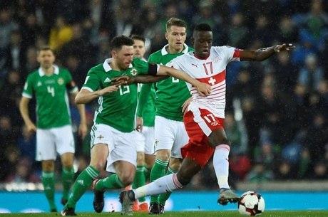 Suíça venceu Irlanda do Norte com placar magro