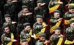 A estratégia do Irã foi optar por xiitas estrangeiros, por considerar que as Forças de Defesa Locais dos xiitas não estavam tão bem preparadas quanto as de fora, formadas entre outros por iraquianos da Brigada Abou Fadel al Abbas. Eles viajaram para a Síria antes de 2014, com missão de ajudar na defesa do santuário Sayyida Zeynab Shi'ite, perto de DamascoRefugiados desabafam sobre guerra na Síria