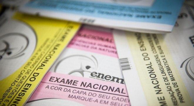 Mais de 3,81 milhões de pessoas pediram isenção da taxa de inscrição do Enem