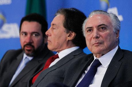 Temer participou de evento nesta segunda em Brasília