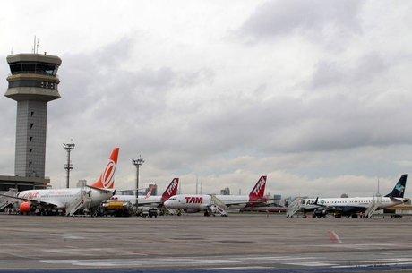 Drone provocou atrasos e cancelamentos no aeroporto