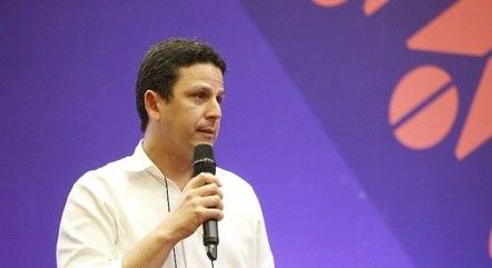Na imagem, Bruno Araújo