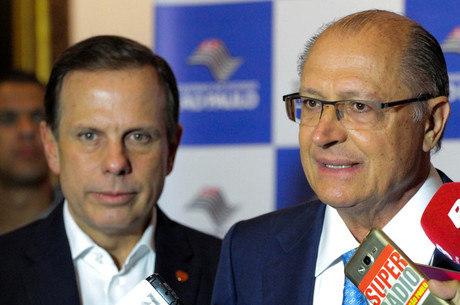 Doria ou Alckmin, um dos dois vai para o PMDB