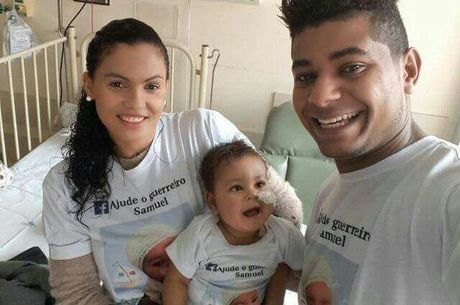 A família luta na Justiça para salvar o menino