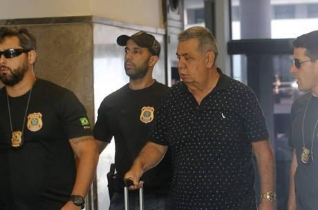 Picciani (foto) foi levado para prestar depoimento