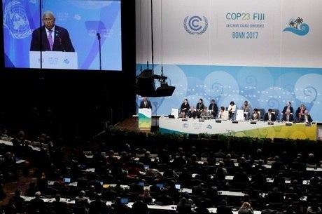 Quase 200 nações mantiveram acordo climático