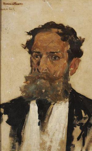Retrato do Marechal Deodoro da Fonseca por Henrique Bernardelli; ele proclamou a República no Brasil após uma madrugada febril