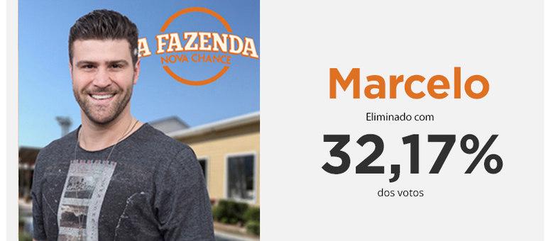 Marcelo Ié Ié deixou a competição após enfrentar a Roça com Flávia