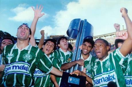 Palmeiras conquistou Brasileiro em 1994