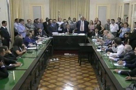 CCJ  votou pela soltura de parlamentares investigados