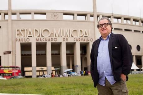 Nabil quer 100% dos jogos do Santos no Pacaembu