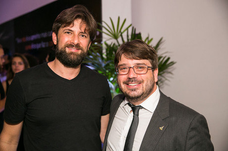 Bruno Santa Cecília e Thiago de Andrade