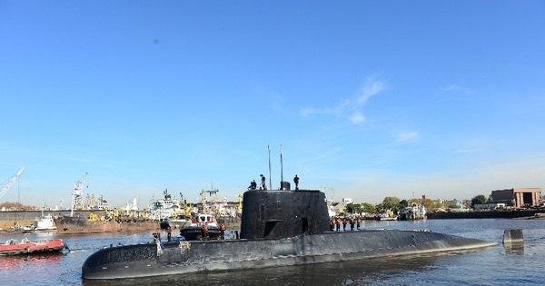 Submarino militar da Argentina é achado a 300 km da costa