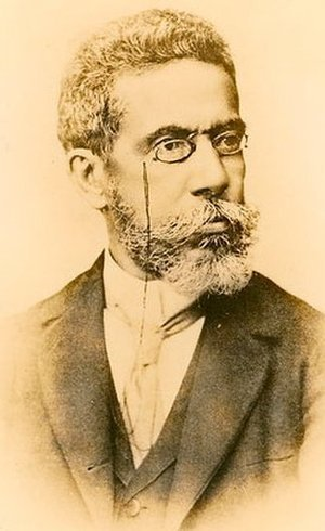 Escritor foi o primeiro presidente da Academia Brasileira de Letras