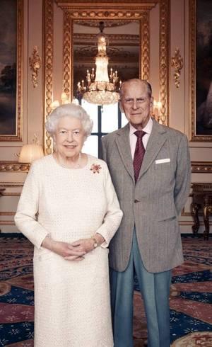 O casal comemora 70 anos de união na segunda-feira (20)