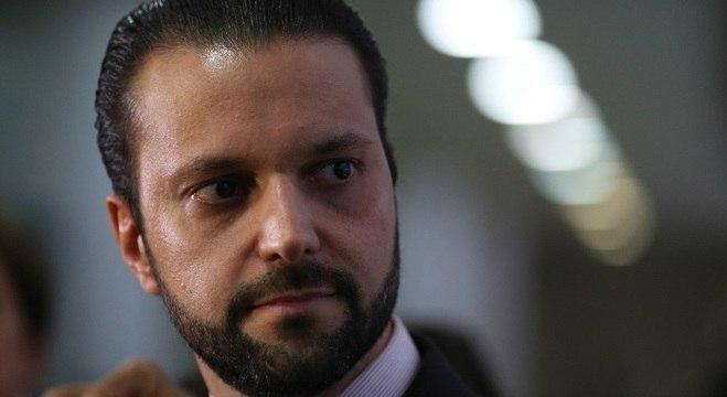 Baldy foi preso em operação da PF por suspeita de fraudes em contratos