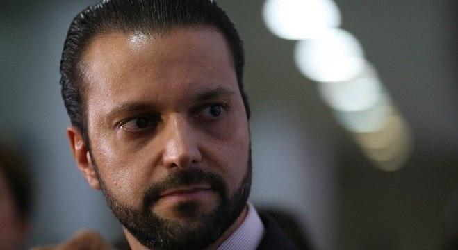 Baldy foi preso em SP durante operação da PF que apura fraudes em contratos