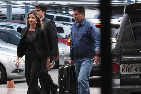 Paulo Melo voltou a ser preso nesta quinta (14)