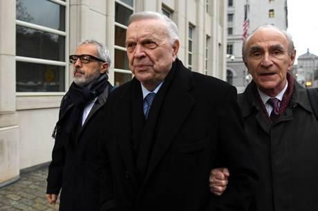 José Maria Marin foi condenado a quatro anos de prisão
