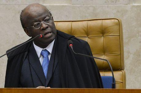 Joaquim Barbosa falou sobre cenário político