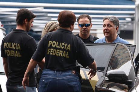 Garotinho foi preso pela Polícia Federal nesta quarta