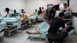 Três brasileiros morrem a cada 5 minutos por falhas  em hospitais ()