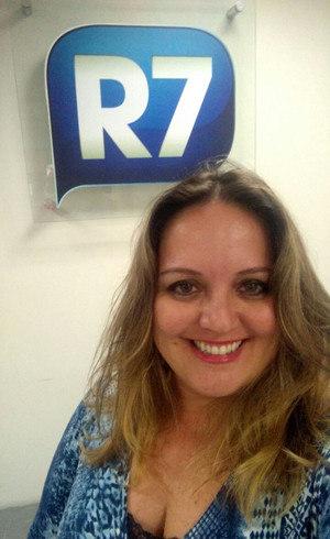 A colunista Sophia Camargo