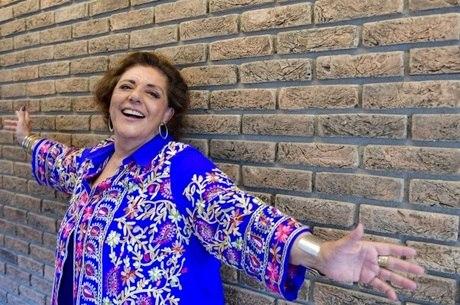Leda Nagle faz sucesso na internet