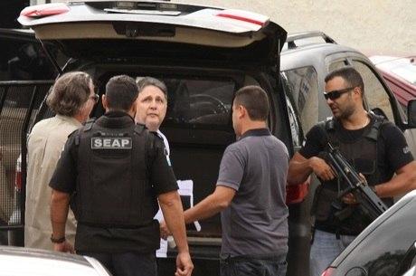 Garotinho disse ter sido agredido na cadeia