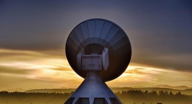 Radiação poderia afetar a frota de satélites de comunicações