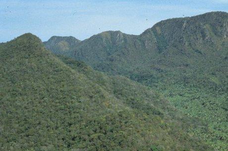 Descoberta foi feita na região da Serra das Araras