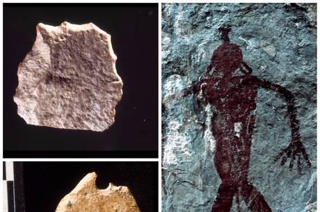 Descobertas arqueológicas no MT foram datadas com 27 mil anos