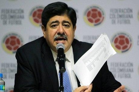 Bedoya é ex-presidente da FCF e delator do Fifagate