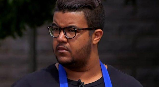 Internauta atacou participante de reality dizendo para que ele voltasse para a senzala