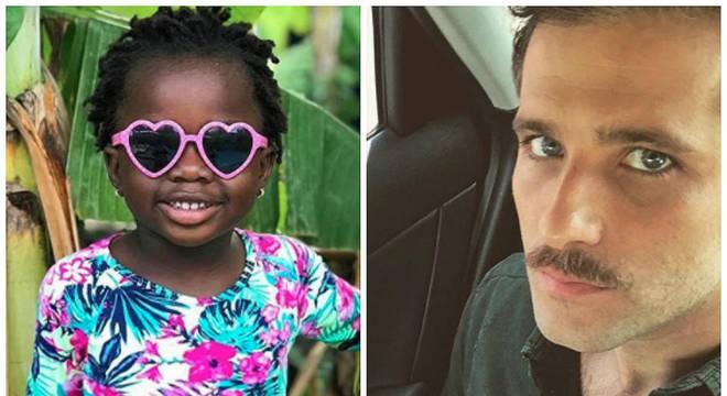 Está é a 2ª vez que Bruno e a mulher registram queixa por racismo contra a filha
