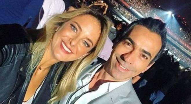 Ticiane Pinheiro e Cesar Tralli se casam neste sábado (2), em Campos do Jordão, interior de SP