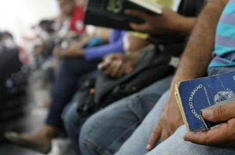 Desempregado voltou a cair no Brasil