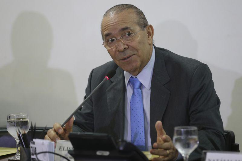 Planalto não interferiu na prisão de Funaro, diz Padilha