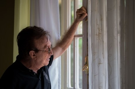 Aos 81 anos, ele não pensa em parar de trabalhar