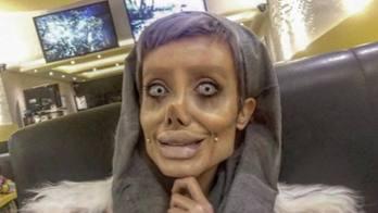 Angelina Jolie iraniana mentiu sobre ter feito plásticas. Entenda (Angelina Jolie iraniana mentiu sobre ter feito plásticas. Entenda)