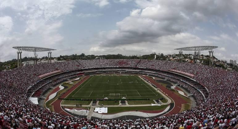 Torcidas voltarão aos estádios na próxima rodada do Brasileirão