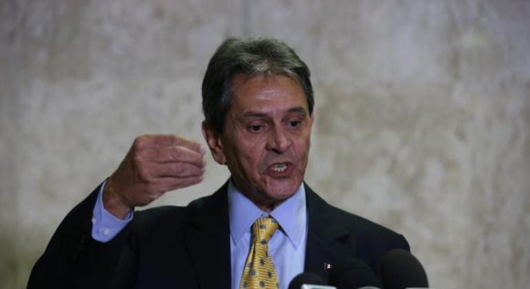Ex-deputado Roberto Jefferson também já atacou  ministros do STF