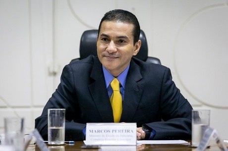 Marcos Pereira é eleito 1º vice-presidente da Câmara