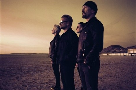 O U2 mantém a mesma formação desde o início