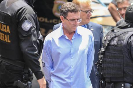 Bendine está preso desde o fim de julho