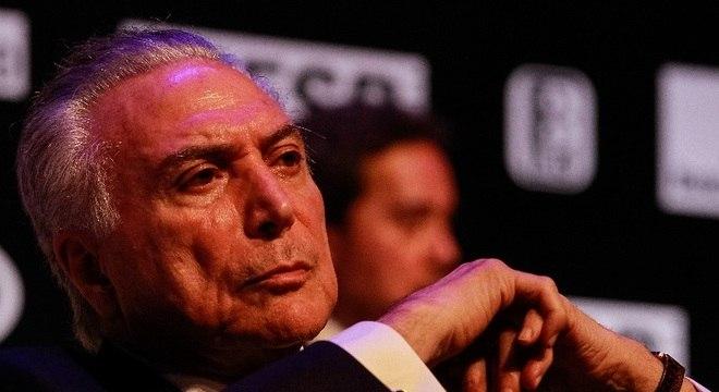 Após discurso de Moro, Michel Temer (foto) se calou sobre prisão em 2ª instância