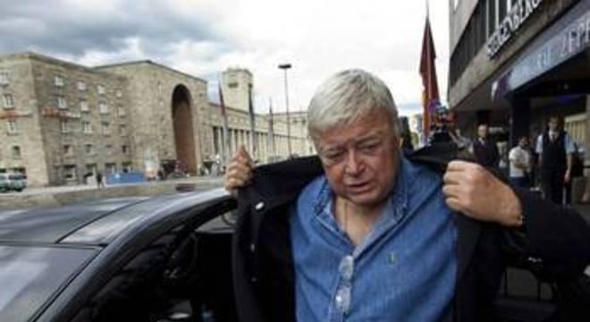 Ricardo Teixeira, cuja extradição foi pedida pela Justiça de Andorra