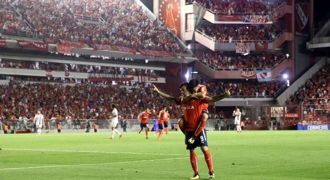 Independiente garante vantagem para jogo de volta da Sul-Americana