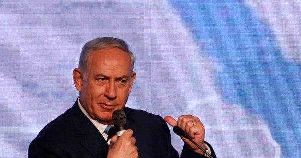 Netanyahu comemora decisão de Trump: