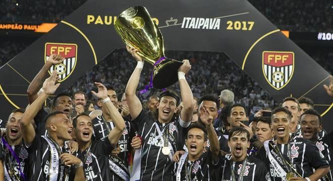 Título paulista mostrou que Corinthians não estava para brincadeiras